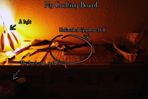 Crafting board