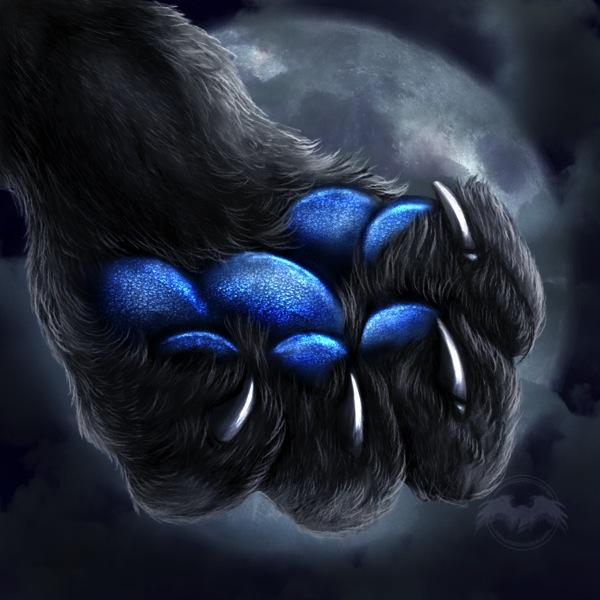 Wavewolf paw